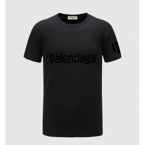 Balenciaga T-Shirts Short Sleeved For Men #838824 $27.00, Wholesale Replica Balenciaga T-Shirts