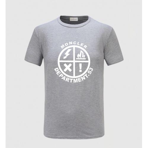 Moncler T-Shirts Short Sleeved For Men #838838