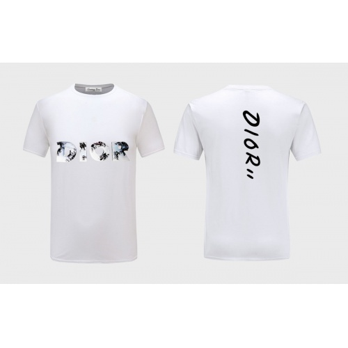 Christian Dior T-Shirts Short Sleeved For Men #838842