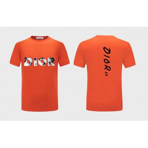 Christian Dior T-Shirts Short Sleeved For Men #838845