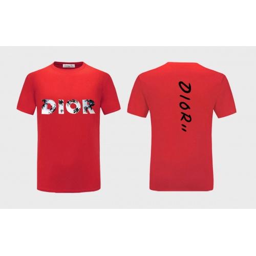 Christian Dior T-Shirts Short Sleeved For Men #838846