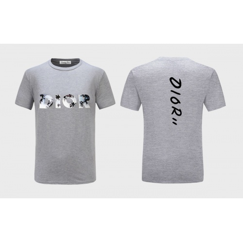 Christian Dior T-Shirts Short Sleeved For Men #838847