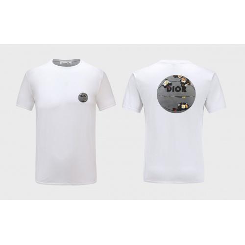 Christian Dior T-Shirts Short Sleeved For Men #838850
