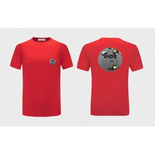 Christian Dior T-Shirts Short Sleeved For Men #838851