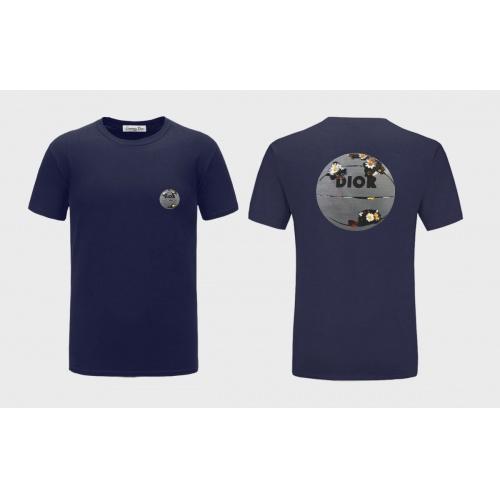 Christian Dior T-Shirts Short Sleeved For Men #838853
