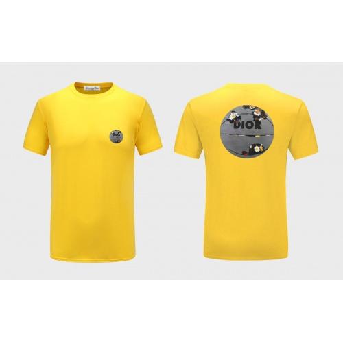Christian Dior T-Shirts Short Sleeved For Men #838854