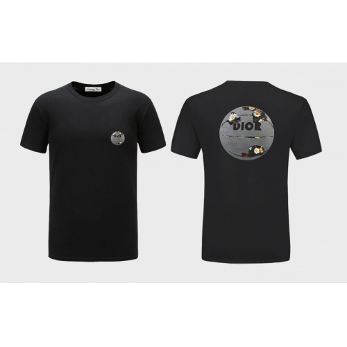 Christian Dior T-Shirts Short Sleeved For Men #838855 $27.00 USD, Wholesale Replica Christian Dior T-Shirts