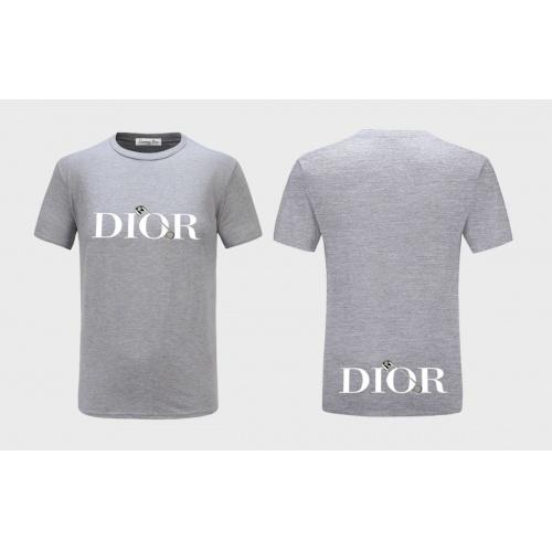 Christian Dior T-Shirts Short Sleeved For Men #838857