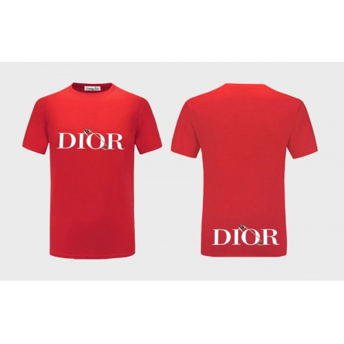 Christian Dior T-Shirts Short Sleeved For Men #838858