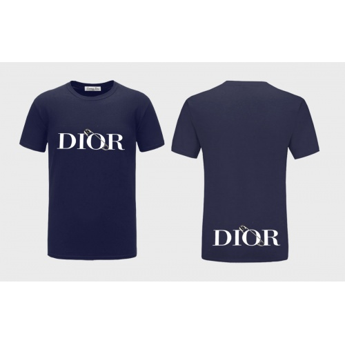 Christian Dior T-Shirts Short Sleeved For Men #838860