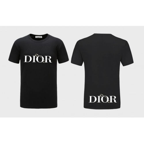 Christian Dior T-Shirts Short Sleeved For Men #838861
