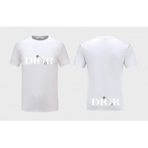 Christian Dior T-Shirts Short Sleeved For Men #838862