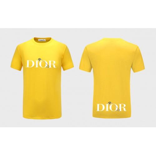 Christian Dior T-Shirts Short Sleeved For Men #838863