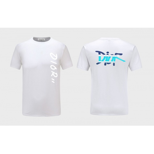 Christian Dior T-Shirts Short Sleeved For Men #838865