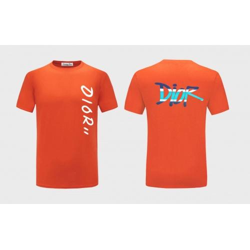 Christian Dior T-Shirts Short Sleeved For Men #838868
