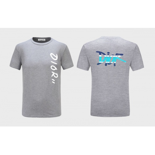 Christian Dior T-Shirts Short Sleeved For Men #838870