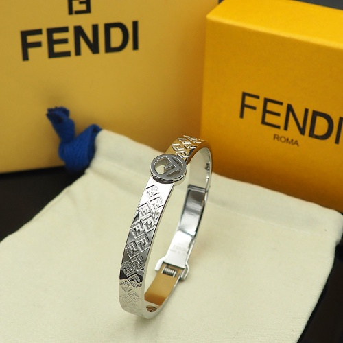 Fendi Bracelet #838929 $29.00 USD, Wholesale Replica Fendi Bracelet