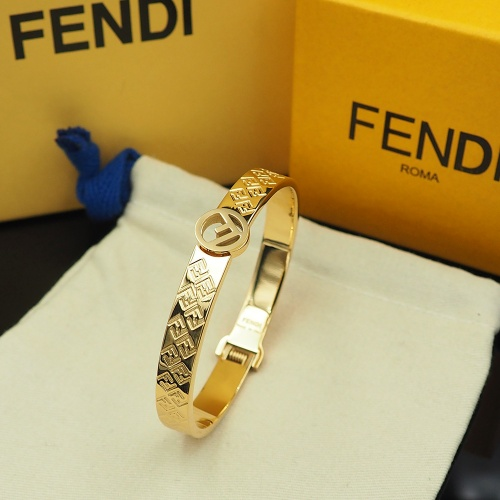 Fendi Bracelet #838935 $29.00 USD, Wholesale Replica Fendi Bracelet