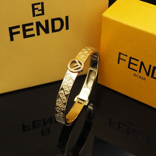 Replica Fendi Bracelet #838935 $29.00 USD for Wholesale