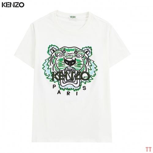 Kenzo T-Shirts Short Sleeved For Men #839011 $32.00 USD, Wholesale Replica Kenzo T-Shirts