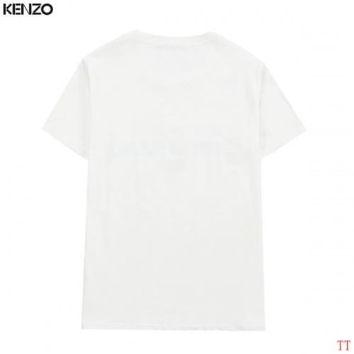 Replica Kenzo T-Shirts Short Sleeved For Men #839011 $32.00 USD for Wholesale