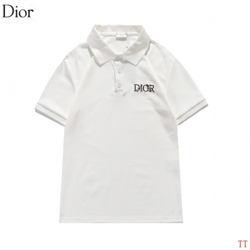 Christian Dior T-Shirts Short Sleeved For Men #839028