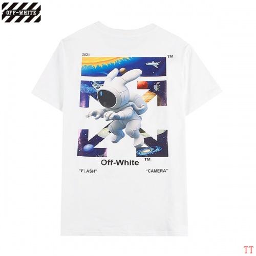 Off-White T-Shirts Short Sleeved For Men #839067