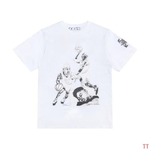 Off-White T-Shirts Short Sleeved For Men #839073