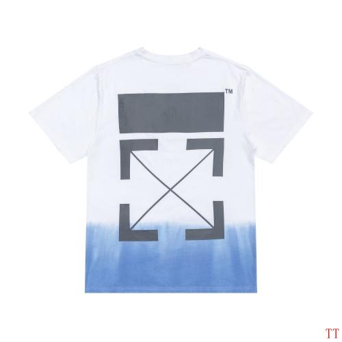 Off-White T-Shirts Short Sleeved For Men #839087