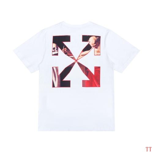 Off-White T-Shirts Short Sleeved For Men #839088