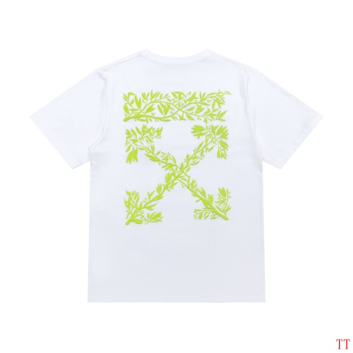 Off-White T-Shirts Short Sleeved For Men #839095