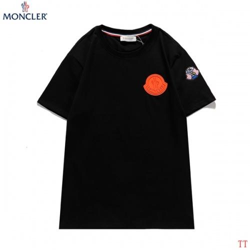 Moncler T-Shirts Short Sleeved For Men #839099