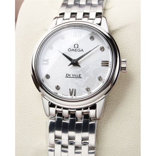 OMEGA AAA Quality Watches For Women #839162 $200.00 USD, Wholesale Replica OMEGA New Quality Watches