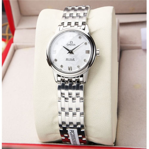 Replica OMEGA AAA Quality Watches For Women #839162 $200.00 USD for Wholesale