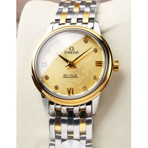 OMEGA AAA Quality Watches For Women #839163 $200.00, Wholesale Replica OMEGA New Quality Watches