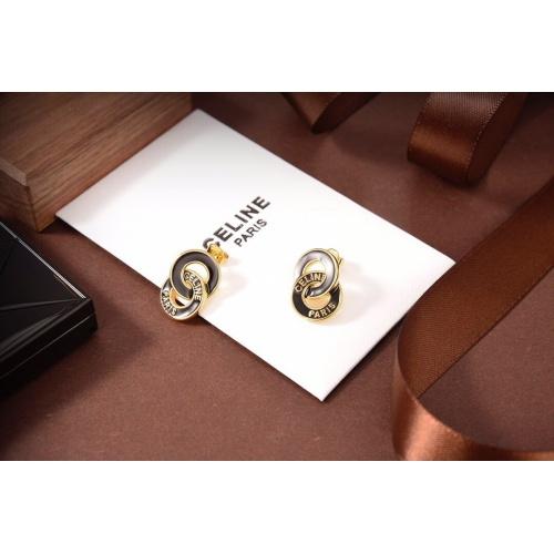 Celine Earrings #839166 $32.00 USD, Wholesale Replica Celine Earrings