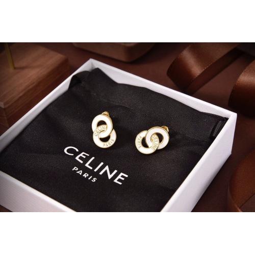 Celine Earrings #839167 $32.00 USD, Wholesale Replica Celine Earrings