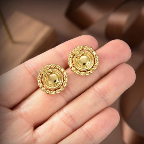 Celine Earrings #839168 $32.00 USD, Wholesale Replica Celine Earrings