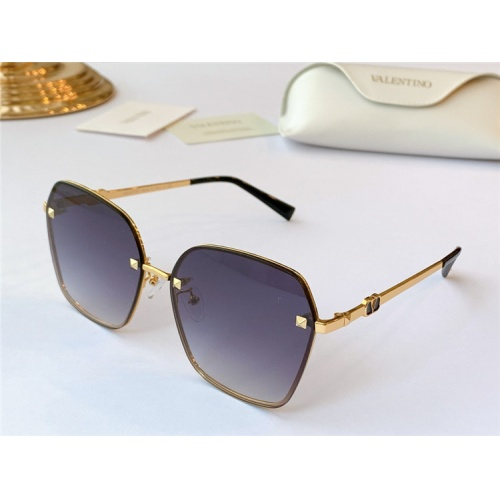 Valentino AAA Quality Sunglasses #839174 $48.00 USD, Wholesale Replica Valentino AAA Sunglasses