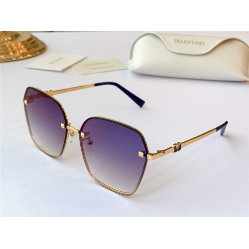 Valentino AAA Quality Sunglasses #839175 $48.00 USD, Wholesale Replica Valentino AAA Sunglasses