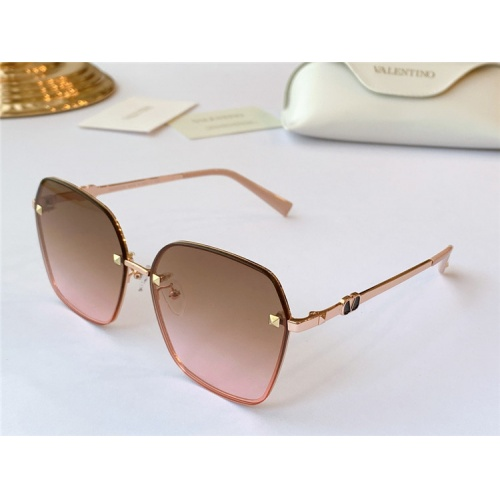 Valentino AAA Quality Sunglasses #839176 $48.00 USD, Wholesale Replica Valentino AAA Sunglasses