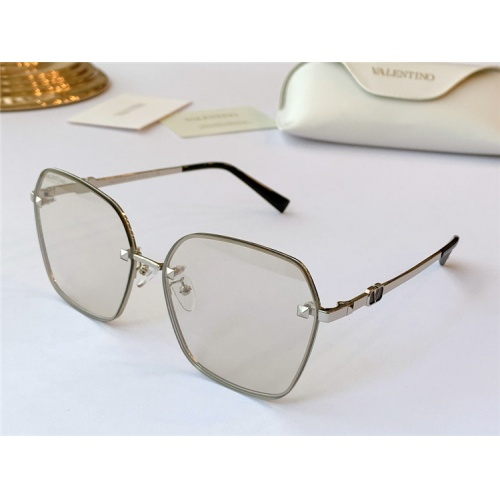 Valentino AAA Quality Sunglasses #839178 $48.00 USD, Wholesale Replica Valentino AAA Sunglasses