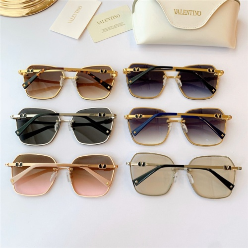 Replica Valentino AAA Quality Sunglasses #839178 $48.00 USD for Wholesale