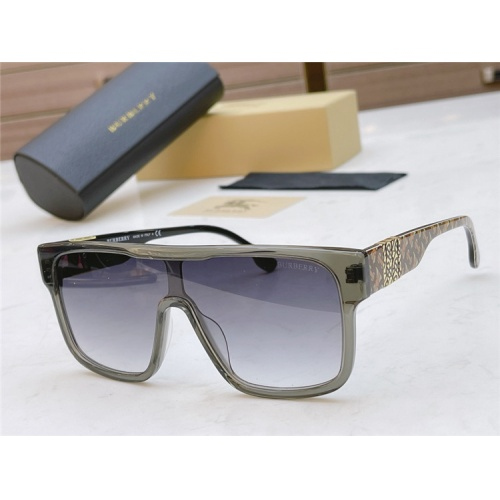 Burberry AAA Quality Sunglasses #839207