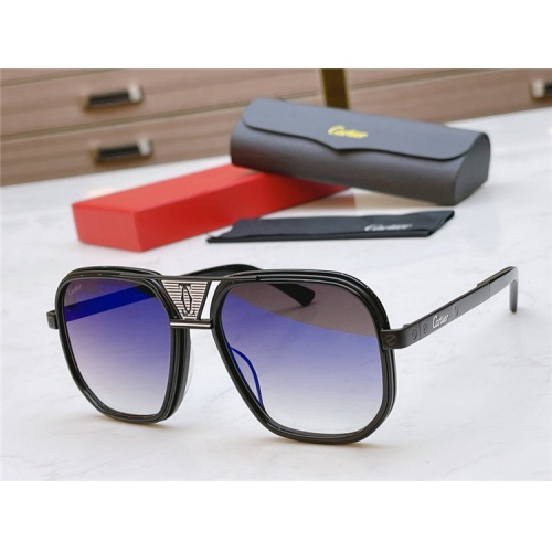 Cartier AAA Quality Sunglasses #839210