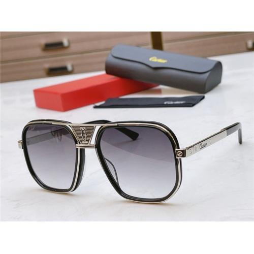Cartier AAA Quality Sunglasses #839212