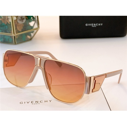 Givenchy AAA Quality Sunglasses #839216 $60.00 USD, Wholesale Replica Givenchy AAA Sunglasses