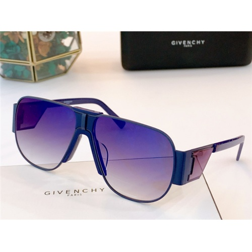 Givenchy AAA Quality Sunglasses #839217 $60.00 USD, Wholesale Replica Givenchy AAA Sunglasses