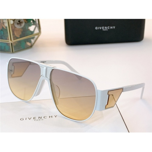 Givenchy AAA Quality Sunglasses #839218 $60.00 USD, Wholesale Replica Givenchy AAA Sunglasses