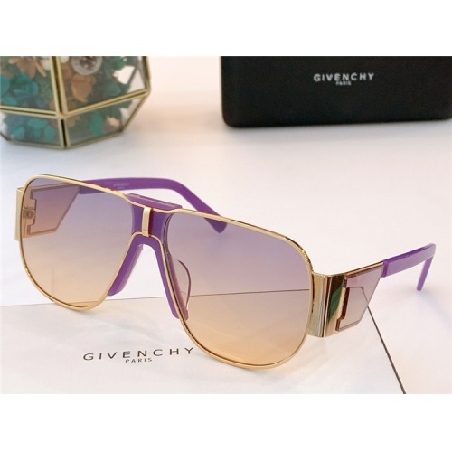 Givenchy AAA Quality Sunglasses #839219 $60.00 USD, Wholesale Replica Givenchy AAA Sunglasses